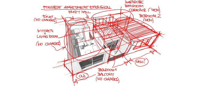 Archicrapture: diagrams that illustrate nothing
