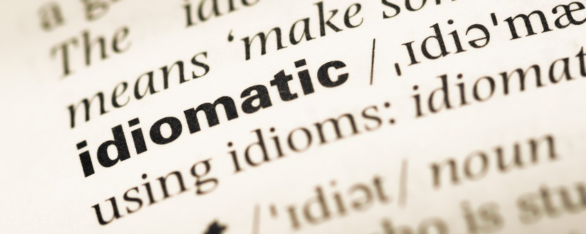 Idiomatic - the word every dev should befriend