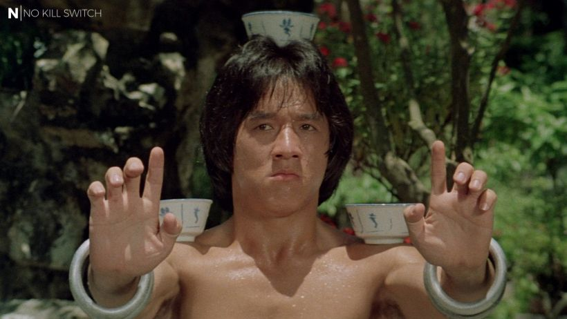 "Inspiration, ""the framework"" and the teachings of Drunken Master"