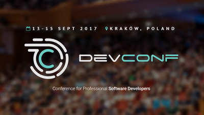 Why (you can't afford to miss) DevConf 2017?